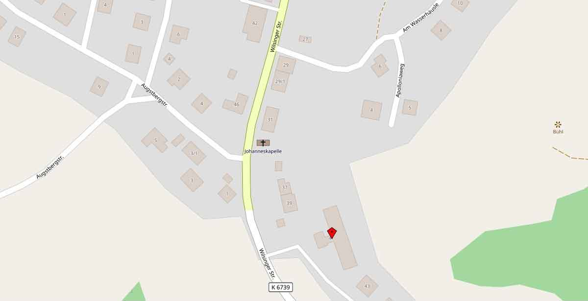 Knit-Point Openstreetmap Wilsinger Str. 41, Trochtelfingen